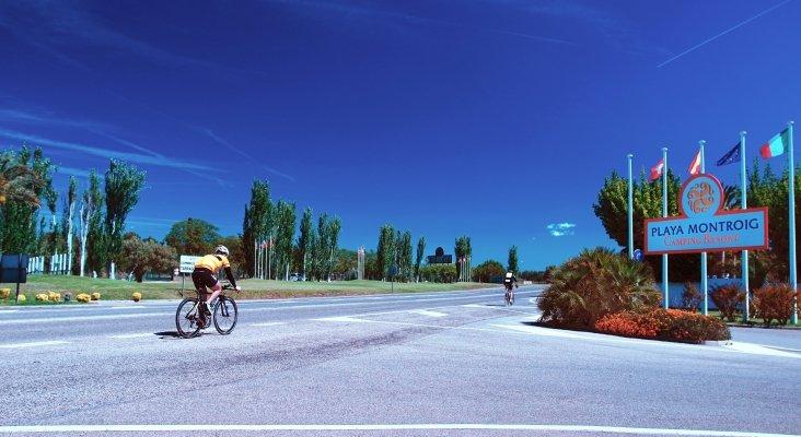 El cicloturismo reclama su sitio en la Costa Daurada