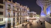 Casa de okupas se convierte en hotel de lujo en el centro de Sevilla | Foto: economia3.com