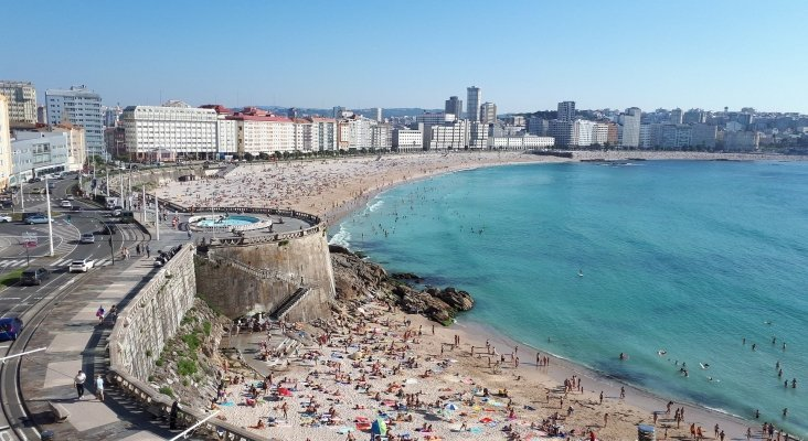 Casi 8.000 pisos de uso turístico registrados en Galicia, en menos de 2 años   Foto: A Coruña