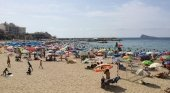 Primeros golpes del Brexit al turismo de la C. Valenciana | Foto: Benidorm