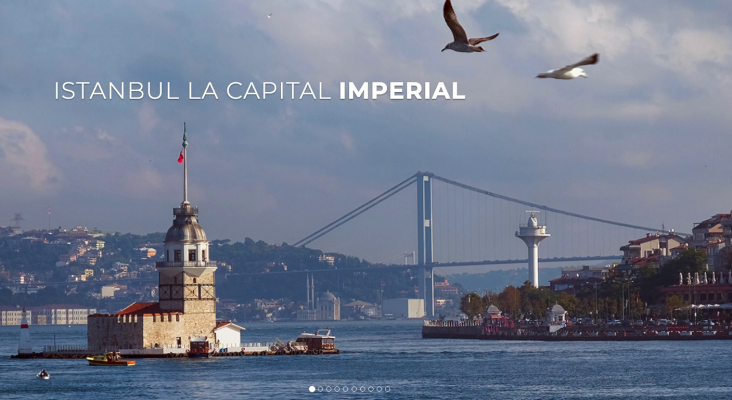 Estambul la capital imperial