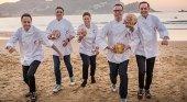 Cocineros reconocidos con tres soles