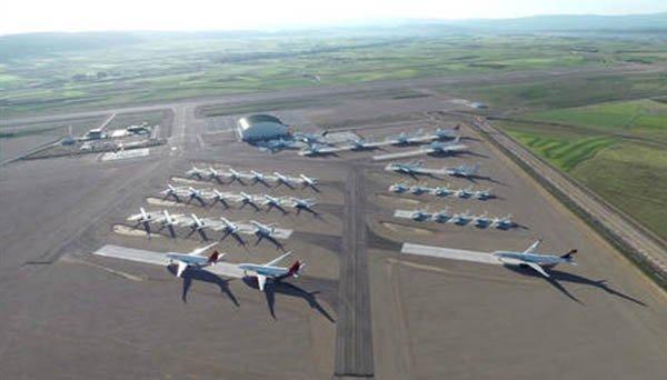 Aeropuerto Teruel, rentable a pesar de no gestionar vuelos comerciales