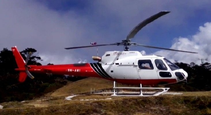 Ministro de Turismo de Nepal fallece en accidente de helicóptero