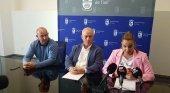 Rueda de prensa del grupo de Gobierno del Ayuntamiento de Tías sobre Plan de Modernización, Mejora e Incremento de la Competitividad de Puerto del Carmen