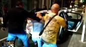 Condenan al taxista y cliente cuya pelea se volvió viral en las redes