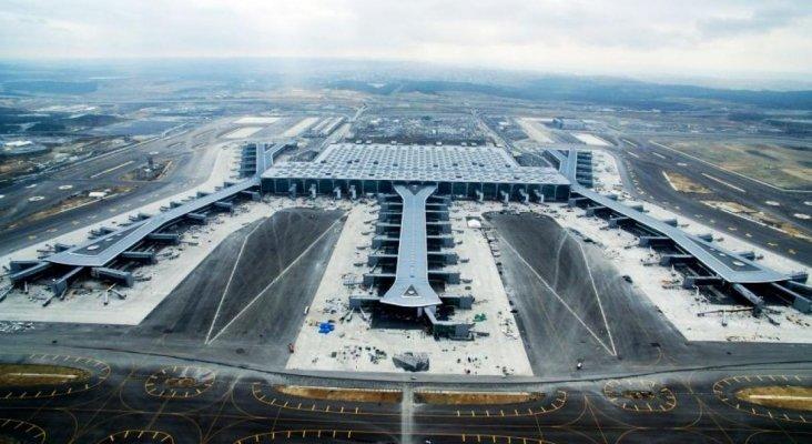 El aeropuerto de Estambul se convierte en un problema