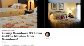 Diseñan una web que crea anuncios falsos de Airbnb