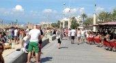 España recibió 4,2 millones de turistas internacionales en enero, un 2,2% más | Foto: ultimahora.es