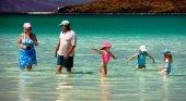 Turistas en Baja California Sur