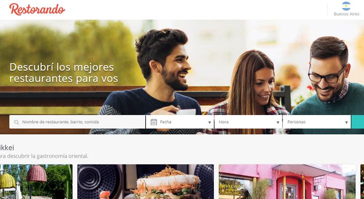 TripAdvisor se hace con la plataforma argentina Restorando