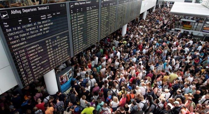 El caos aéreo del pasado verano costó 17.600 millones a la UE | Foto: La Sexta