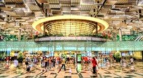 El Aeropuerto Internacional de Singapur, el mejor del mundo según eDreams | Foto: myguiadeviajes.com
