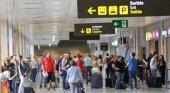Nuevos paros del personal se seguridad del aeropuerto de Ibiza