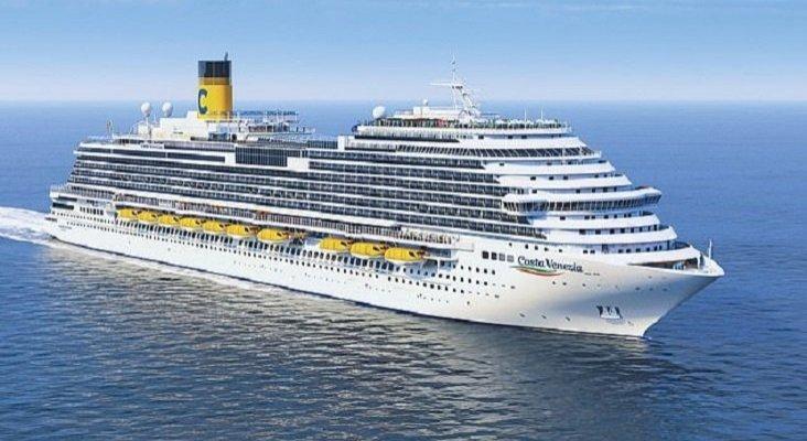 Costa Venezia, el crucero diseñado para captar turistas chinos   Foto: Daily Mail