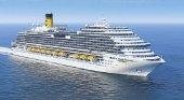 Costa Venezia, el crucero diseñado para captar turistas chinos | Foto: Daily Mail
