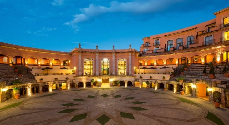La plaza de toros que se convirtió en hotel | Foto: quintareal.com