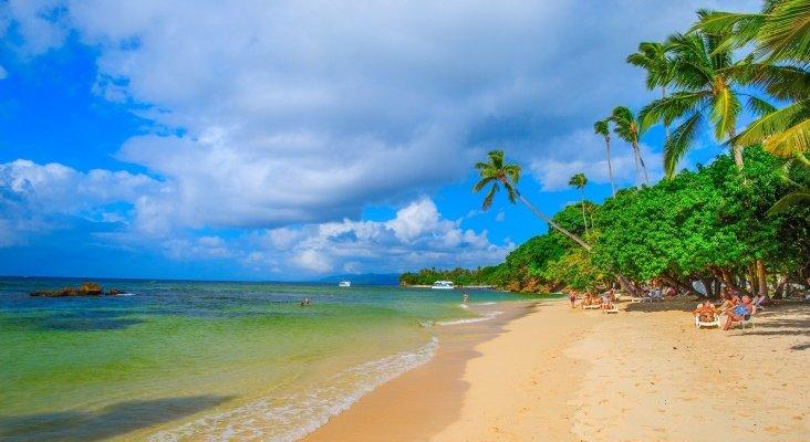 República Dominicana mueve ficha para captar a más turistas alemanes | Foto: Cayo Levantado, en Samaná (República Dominicana)