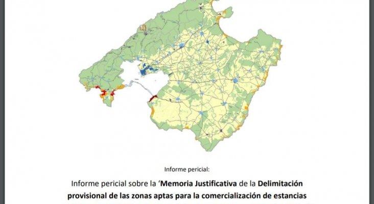 El alquiler vacacional en Mallorca pierde 455 mil turistas