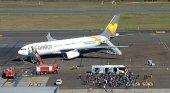 Fuego en un Airbus A330 le obliga a aterrizar de emergencia en Santiago|Foto: Aeronoticiario SCQ