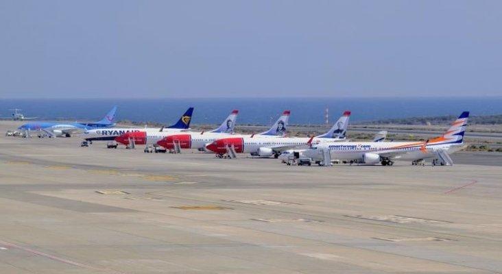 """¿Qué ocurre con los Boeing 737 MAX """"varados"""" en los aeropuertos?"""