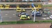 Atacante abre fuego en tranvía dejando numerosos heridos en Utrecht (Países Bajos)| Foto DUIC