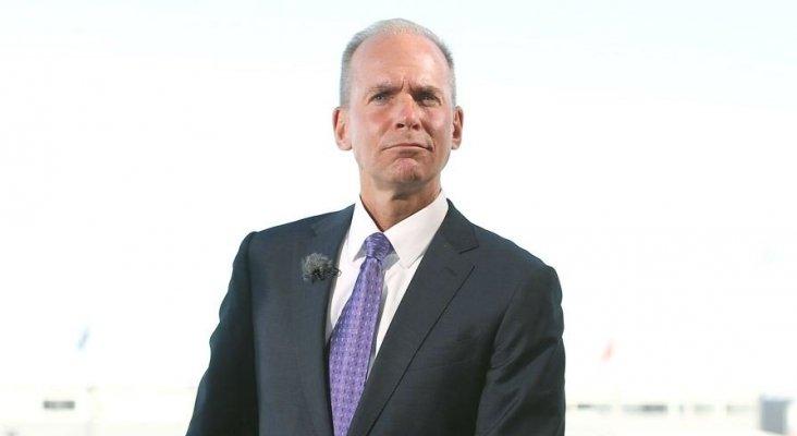 Dennis Muilenburg, Boeing CEO