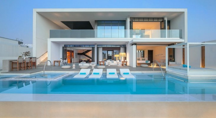 Imagen del hotel de Nikki Beach en Dubái