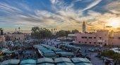 Reino Unido alerta sobre viajar a Marruecos | Foto: Plaza Yamaa el Fna (Marrakech)