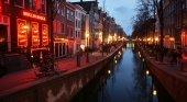 Barrio Rojo de Ámsterdam