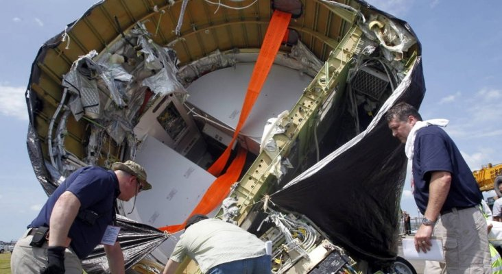 El piloto del B737 recurrió desesperadamente al manual antes del desastre | Foto: EFE vía El Confidencial