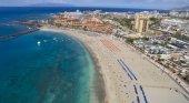 Tímido aumento de las pernoctaciones hoteleras en febrero | Foto: Las Américas (Tenerife) - hoteltigotan-tenerife.com