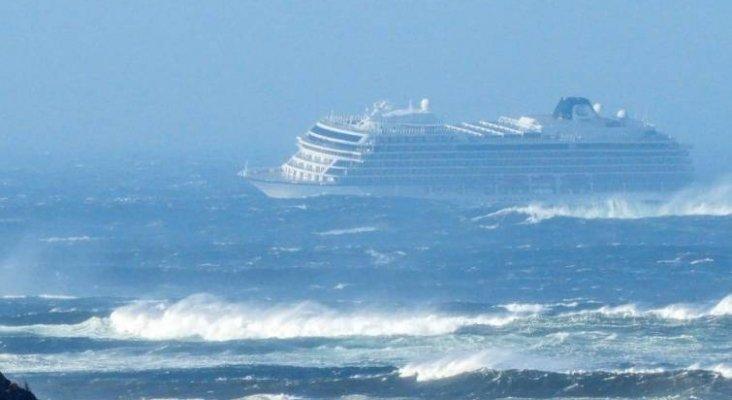 El crucero Viking Sky, de Viking Ocean Cruises