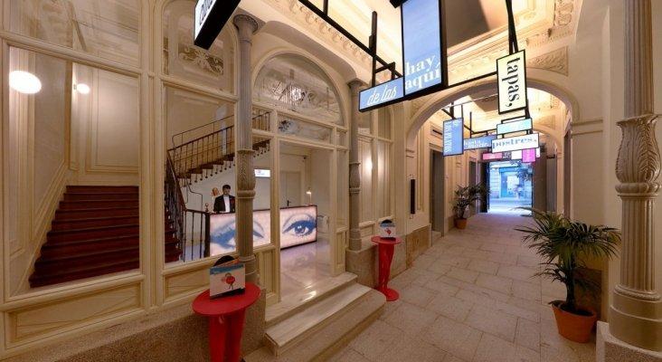 Blackstone sorprende con la venta de sus hoteles NH y Axel de Madrid | Foto: Axel Atocha Madrid- axelhotels.com