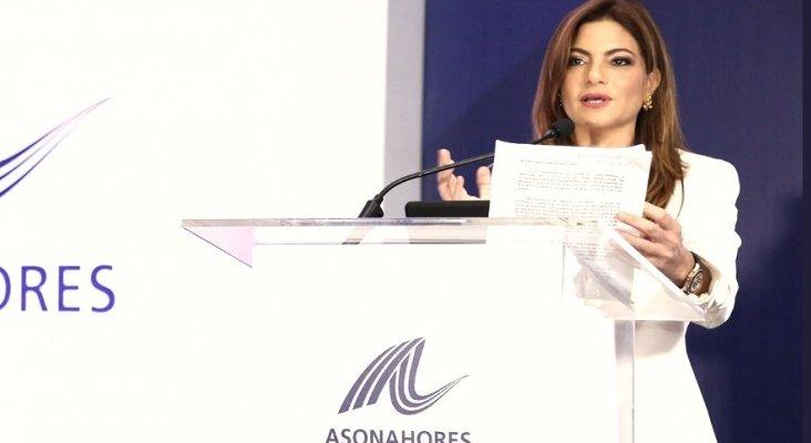 Paola Rainieri de Díaz, presidenta de ASONAHORES