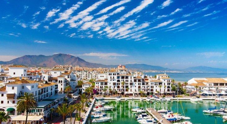 Marbella (Málaga) registra el mejor mayo de su historia  | Foto: Puerto Banús, Marbella (Costa del Sol)- El Español
