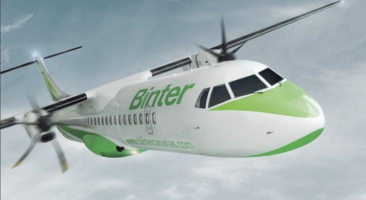 Binter celebra su 30º aniversario con 3,6 millones de pasajeros al año| Foto: Binter