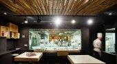 Hesperia contrata a 'directivo Michelin' para impulsar sus restaurantes  Foto: Cocina de Santcelon, uno de los restaurantes de Hesperia- El Confidencial