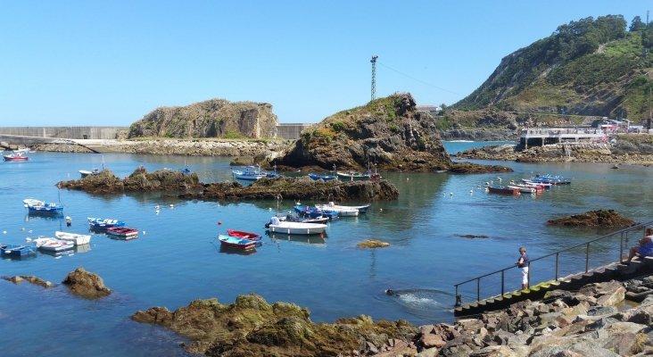 Asturias y Galicia, los mejores destinos turísticos de España en 2051 | Foto: Puerto de Cudillero, Asturias