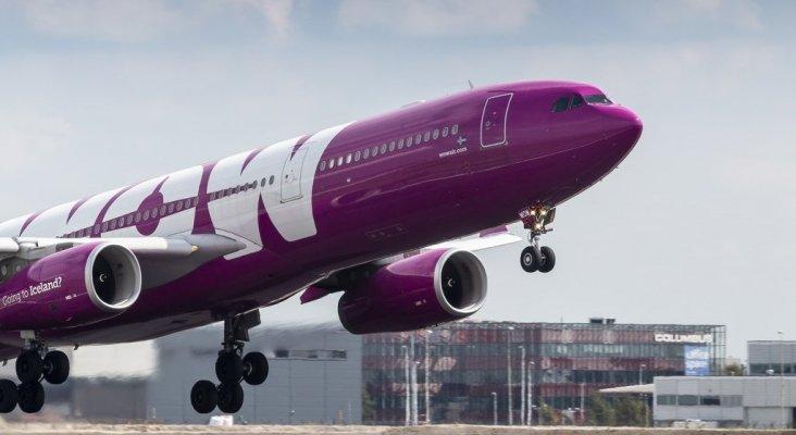 Wow Air anuncia el cese definitivo de sus operaciones | Foto: Nicky Boogaard CC BY 2.0