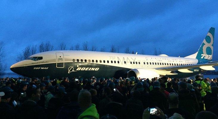 Boeing presenta la actualización del software del 737 MAX | Foto: Aka The Beav CC BY 2.0