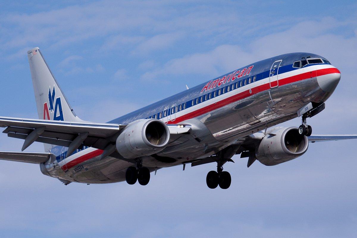 American Airlines Deja De Operar En Venezuela