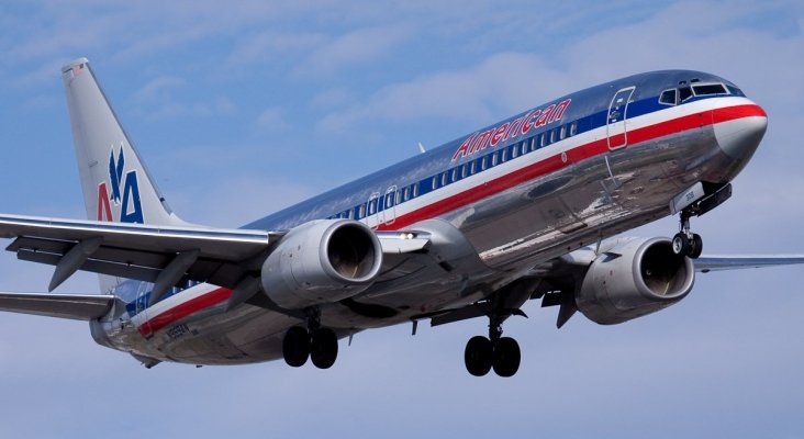American Airlines deja de operar en Venezuela de forma indefinida | Foto: Patrick Cardinal CC BY 2.0