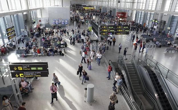 El Aeropuerto de Málaga sumará 22 nuevas rutas durante el verano