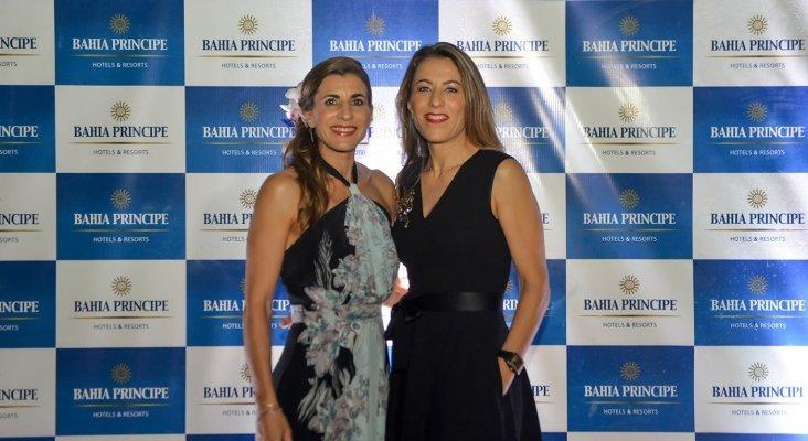 Izqda. a Dcha. Isabel Piñero, vicepresidenta de Marketing y Comunicación, y Encarna Piñero, consejera delegada de Grupo Piñero