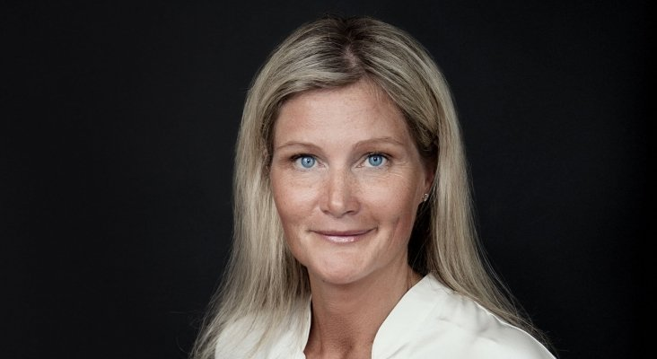 Anna Laestadius se convierte en la nueva directora creativa del Grupo TUI