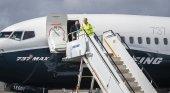 El CEO de Boeing participa en las pruebas del 737 MAX  | Foto: EnElAire