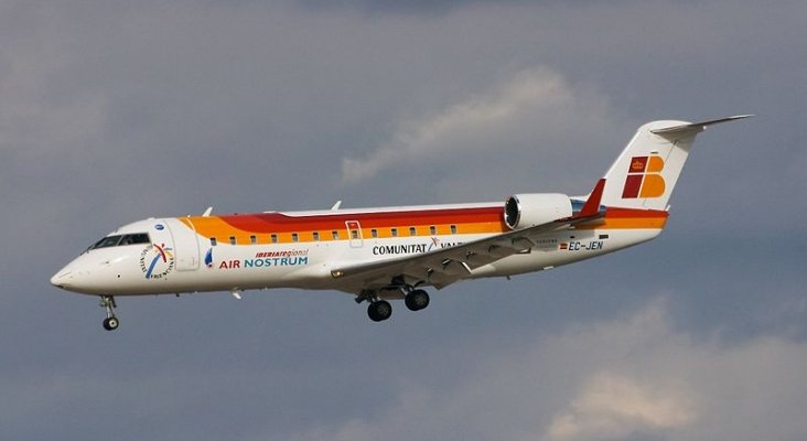 Pilotos de Air Nostrum convocan 6 jornadas de huelga durante Semana Santa | Foto: Barcex CC BY-SA 2.5