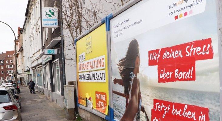 Meinreisespezialist toma las calles de Alemania