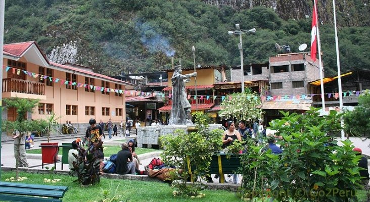 Machu Picchu Pueblo, territorio 100% sostenible   Foto: Go2PERU